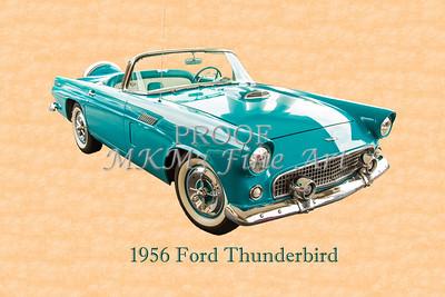 1956 Ford Thunderbird 5510.03