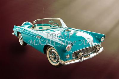 1956 Ford Thunderbird 5510.05