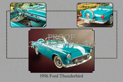 1956 Ford Thunderbird 5510.01