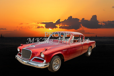 1956 Studebaker Power Hawk 5543.06