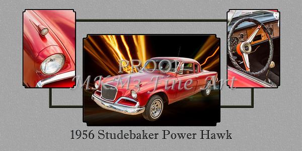 1956 Studebaker Power Hawk 5543.02