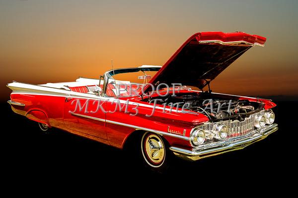 1959 Oldsmobile Convertible 5539.02