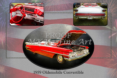 1959 Oldsmobile Convertible 5539.05