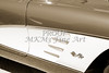 1958 Corvette by Chevrolet Side Panel and a Sepia Photograph 3488.01