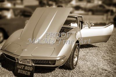 1972 Chevrolet Corvette Stingray in Sepia 3030.01