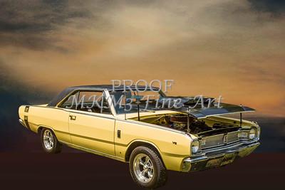 Dodge Dart Photographic Print 5533,12