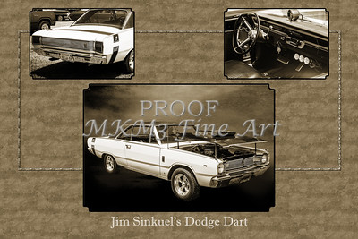Dodge Dart Photographic Print 5533,01