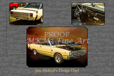 Dodge Dart Photographic Print 5533,10