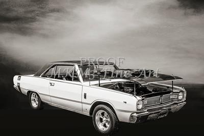 Dodge Dart Photographic Print 5533,07