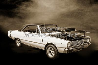 Dodge Dart Photographic Print 5533,08