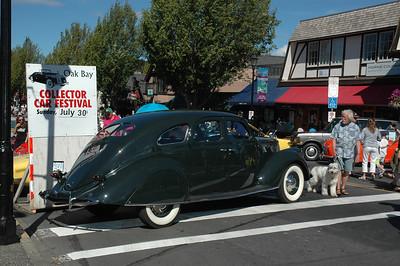 Oak Bay Collector Car Festival