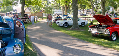 Runaway car show-2526