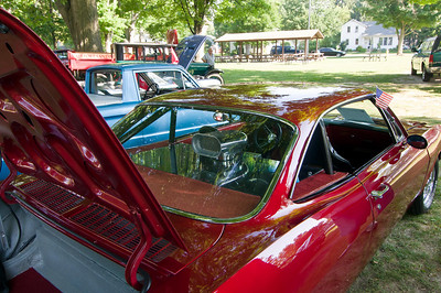 Runaway car show-2541