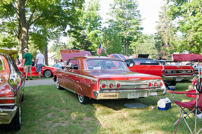 Runaway car show-2540