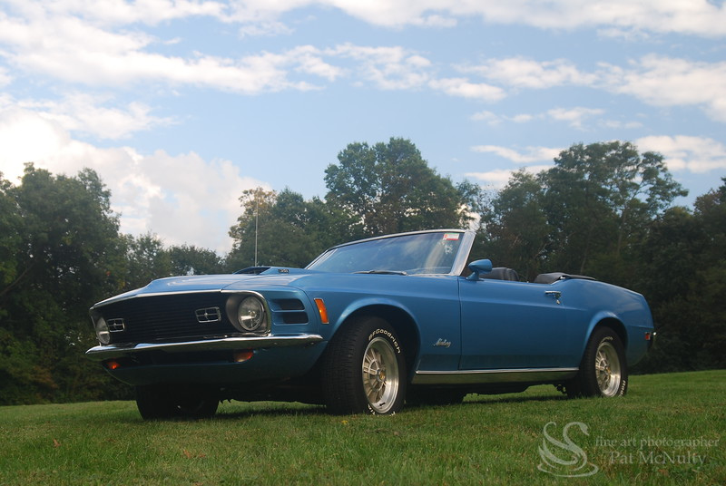 1969 Chevrolet Camaro SS 396 Convertible Car Picture