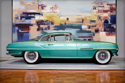 1953 Plymouth Experimental