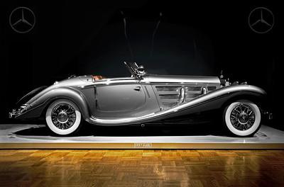 1937 Mercedes-Benz 540