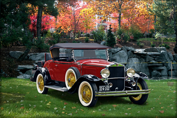 1929 Graham Paige Roadster
