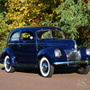 1940 Black  Ford Standard Car Picture