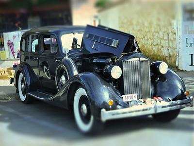 1935 Packard 1200 Sedan