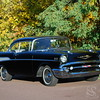 1957 Chevy  Bel Air Coupe Car Picture