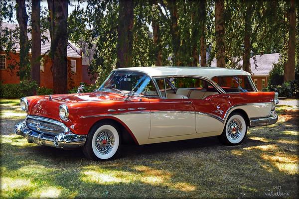 1957 Buick Caballero Station Wagon
