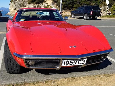1969 Chevrolet Corvette Stingray C3