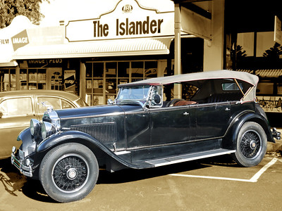 1929 Packard, Model 633 Touring