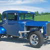 1930 Ford Coupe Hot Rod Car Photo