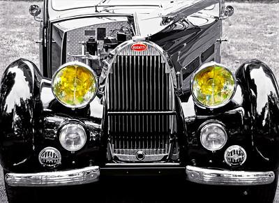 """Classic Bugatti """"Forest Grove Concours"""" Oregon"""