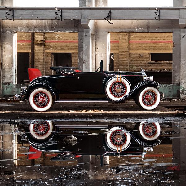 1930 Packard Model 733