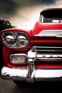 59 Chev Pickup