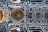 Baroque structures often add enhancements and detailing over time. This church is no different.