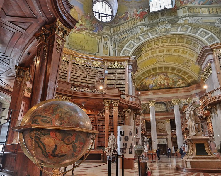 The Nazis confiscated many books and brought them here. Correcting those actions has been an ongoing project since the war ended. As of December 2003 nearly 33,000 items were successfully traced and returned to their owners' descendants.