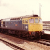 33025 'Sultan' at Severn Tunnel Jn 6th May 1983