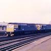 33046 + 33047 Clapham Jn 2nd September 1986