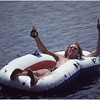 Adirondacks Forked Lake Steve Birnbaum Floating July 1978