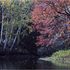 Adirondacks Long Lake Cold River October 1979