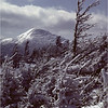Adirondacks Mt Marcy from Phelps Mt 1 February 1978