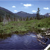 Adirondacks Boreas Ponds Headwaters July 1978