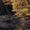 Adirondacks Long Lake Raquette River 3 October 1979