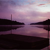 Adirondacks Long Lake Before Sunrise Dock September 1995
