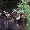 Adirondacks Forked Lake Brandreth Inlet Pete Bessette Jim Hinchcliff Ron Stidnick Jr Jim Creighton August 1980