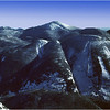 Adirondacks Algonquin Peak View Mts Colden and Marcy 2 January 1977