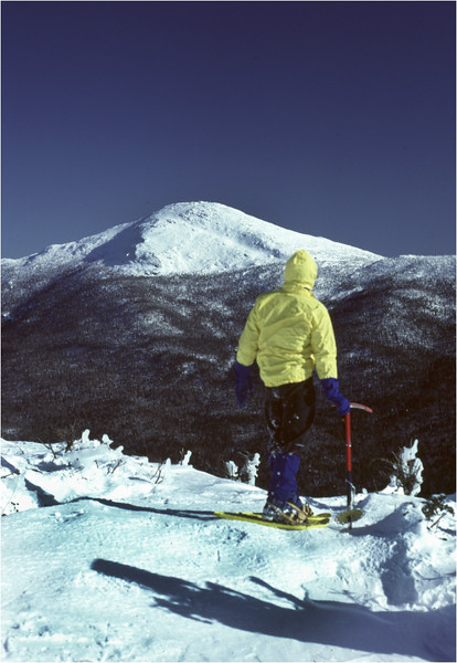 Adirondacks Mt Colden North Summit View Mt  Marcy Bob Goot