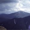Adirondacks Mt Marcy and Colden from Algonquin with Liz Sullivan Hurtado July 1981