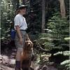 Adirondacks Van Hoevenberg Trail Kim and Mcki July 1995