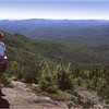 Adirondacks Giant Mt Trail Kim 2 August 1992