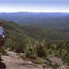 Adirondacks Giant Mt Trail Kim 2 August 1992