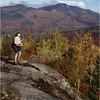 Adirondacks Giant Mountain From  Brothers Kim Murray Bessette September 1995